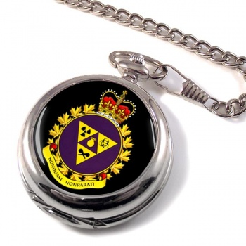 Canadian Joint Incident Response Unit (Canadian Army) Pocket Watch