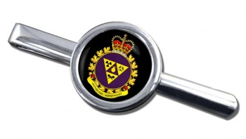 Canadian Joint Incident Response Unit (Canadian Army) Round Tie Clip
