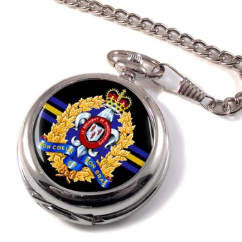 Le Ré�giment de Maisonneuve (Canadian Army) Pocket Watch