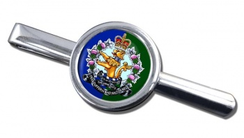 Lorne Scots (Peel Dufferin and Halton Regiment) Canadian Army Round Tie Clip