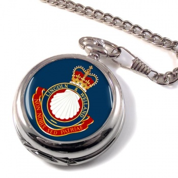 Lincoln and Welland Regiment (Canadian Army) Pocket Watch