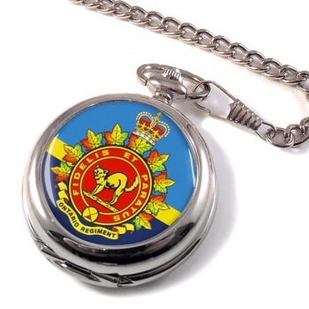 Ontario Regiment (Canadian Army)  Pocket Watch