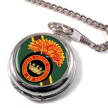 Princess Louise Fusiliers (Canadian Army) Pocket Watch