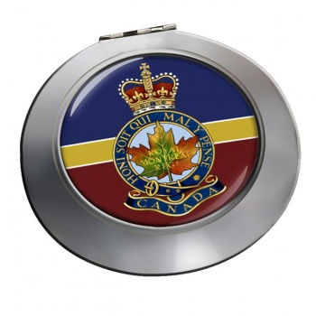 Royal Montreal Regiment (Canadian Army)  Chrome Mirror