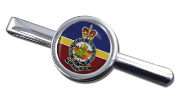 Royal Montreal Regiment (Canadian Army)  Round Tie Clip