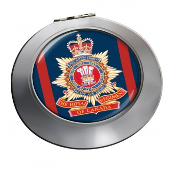 Royal Regiment of Canada (Canadian Army) Chrome Mirror
