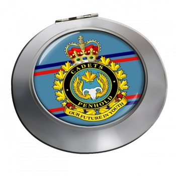 Air Cadet Summer Training Centre Canadian Cadets Chrome Mirror