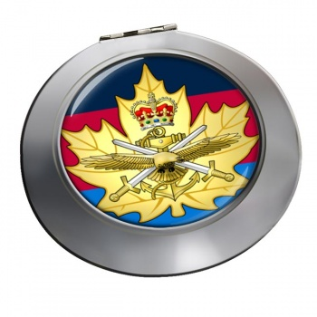 Cadet Instructor Cadre (Canadian Cadets) Chrome Mirror