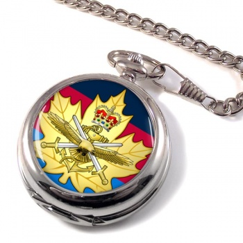 Cadet Instructor Cadre (Canadian Cadets) Pocket Watch