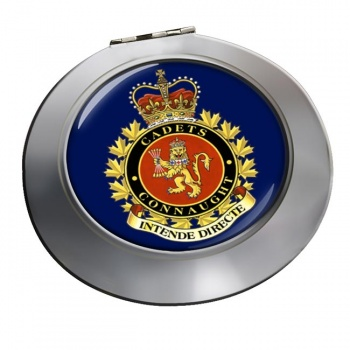 Connaught National Army Cadet Summer Training Centre (Canadian Cadets) Chrome Mirror