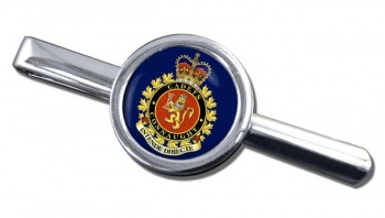 Connaught National Army Cadet Summer Training Centre (Canadian Cadets) Round Tie Clip