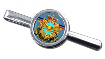 Royal Canadian Air Cadets Round Tie Clip
