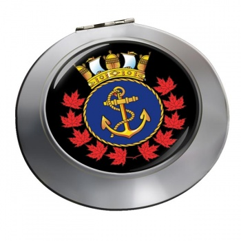 Royal Canadian Sea Cadets Chrome Mirror
