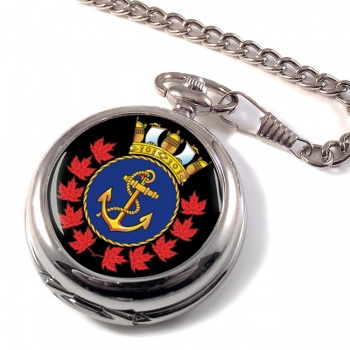 Royal Canadian Sea Cadets Pocket Watch