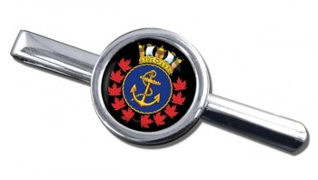 Royal Canadian Sea Cadets Round Tie Clip