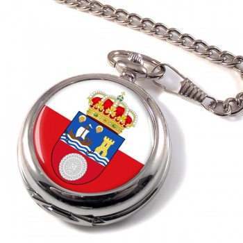 Cantabria (Spain) Pocket Watch