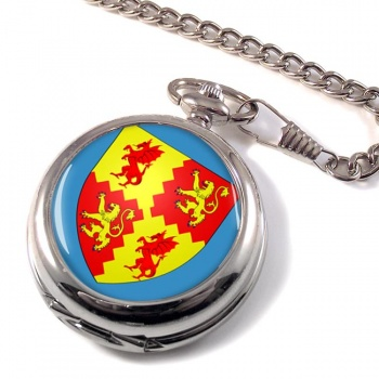 Carmarthenshire (Wales) Pocket Watch
