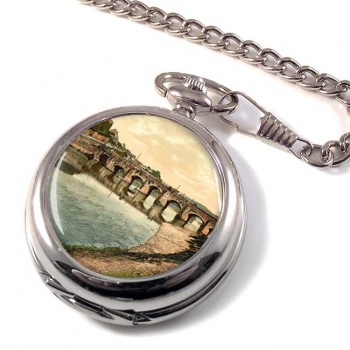 Carmarthen Bridge Pocket Watch