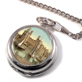 Carnarvon Castle Pocket Watch
