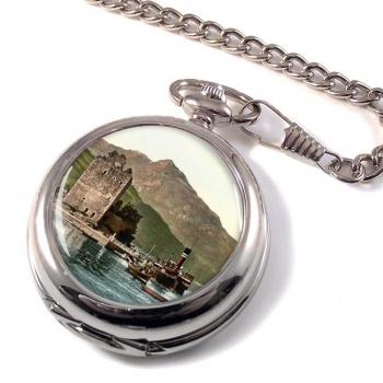 Carrick Castle Pocket Watch