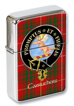 Carruthers Scottish Clan Flip Top Lighter