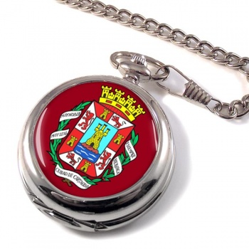 Cartagena (Spain) Pocket Watch