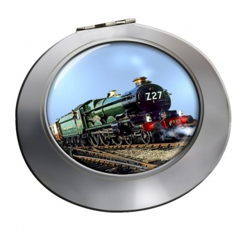 GWR Castle Class Chrome Mirror