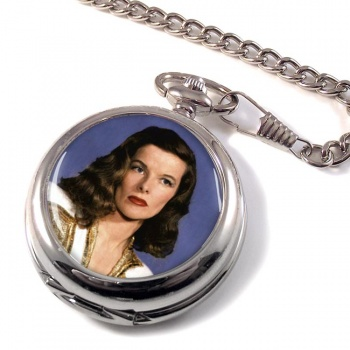 Katharine Hepburn Pocket Watch
