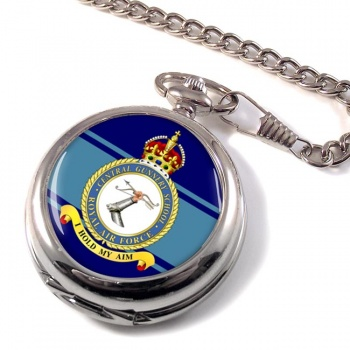 Central Gunnery School (Royal Air Force) Pocket Watch