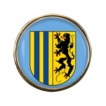 Chemnitz (Germany) Round Pin Badge