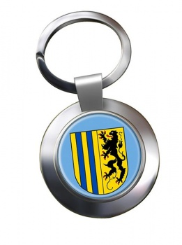 Chemnitz (Germany) Metal Key Ring