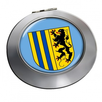 Chemnitz (Germany) Round Mirror