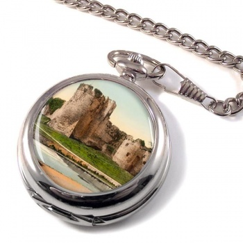 Chepstow Castle Pocket Watch