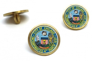 Chicago IL  Golf Ball Marker