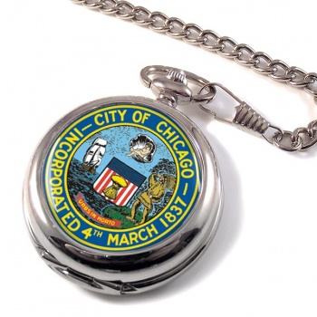 Chicago IL (USA) Pocket Watch