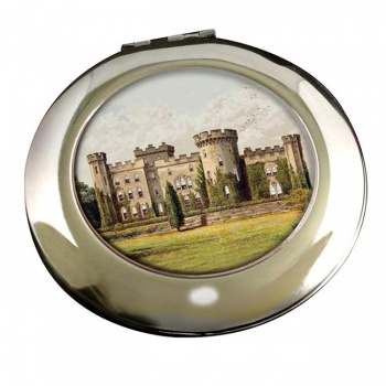 Cholmondeley Castle Cheshire Chrome Mirror