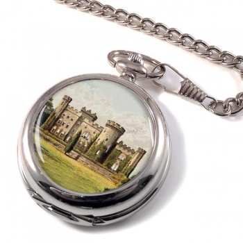 Cholmondeley Castle Cheshire Pocket Watch