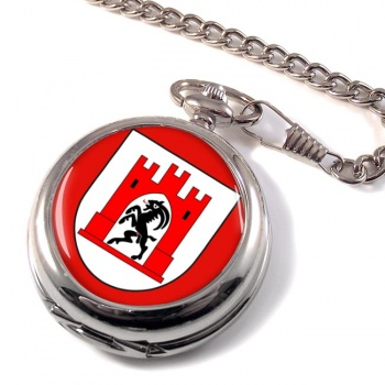 Chur (Switzerland) Pocket Watch