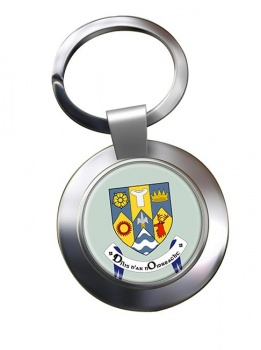 County Clare (Ireland) Metal Key Ring