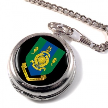 Commando Logistic Regiment Royal Marines Pocket Watch