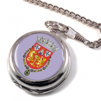 Coimbra (Portugal) Pocket Watch