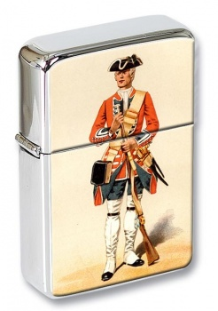 Coldstream Guards 1742 Flip Top Lighter