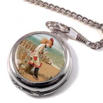 An Interesting Story  by Coleman Pocket Watch