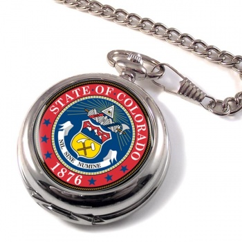 Colorado USA Pocket Watch
