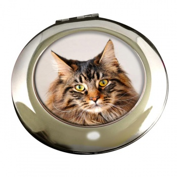 Maine Coon Cat Mirror