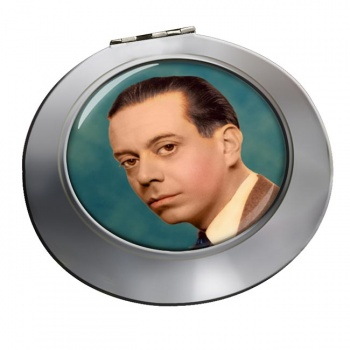 Cole Porter Chrome Mirror