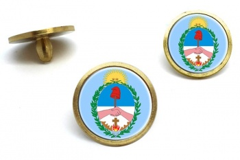 Argentine Corrientes Golf Ball Marker