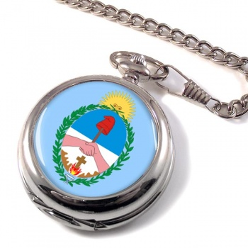 Argentine Corrientes Pocket Watch