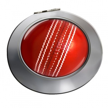 Cricket Ball Chrome Mirror