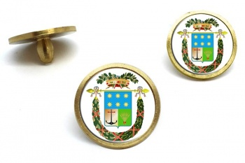 Crotone (Italy) Golf Ball Marker